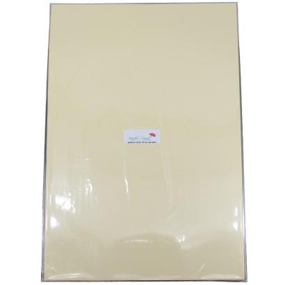 100 Pieces 35x50 Samua Marbling Paper 70 gr