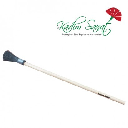 Oversize Marbling Brush by Kadim Sanat