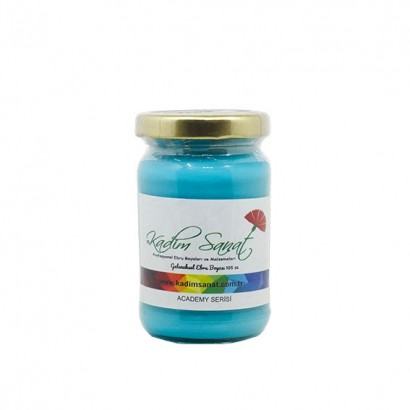 TURQUOISE MARBLING PAINT 105 CC ACADEMY SERİES