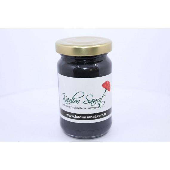 Black Marbling Paint 105 cc